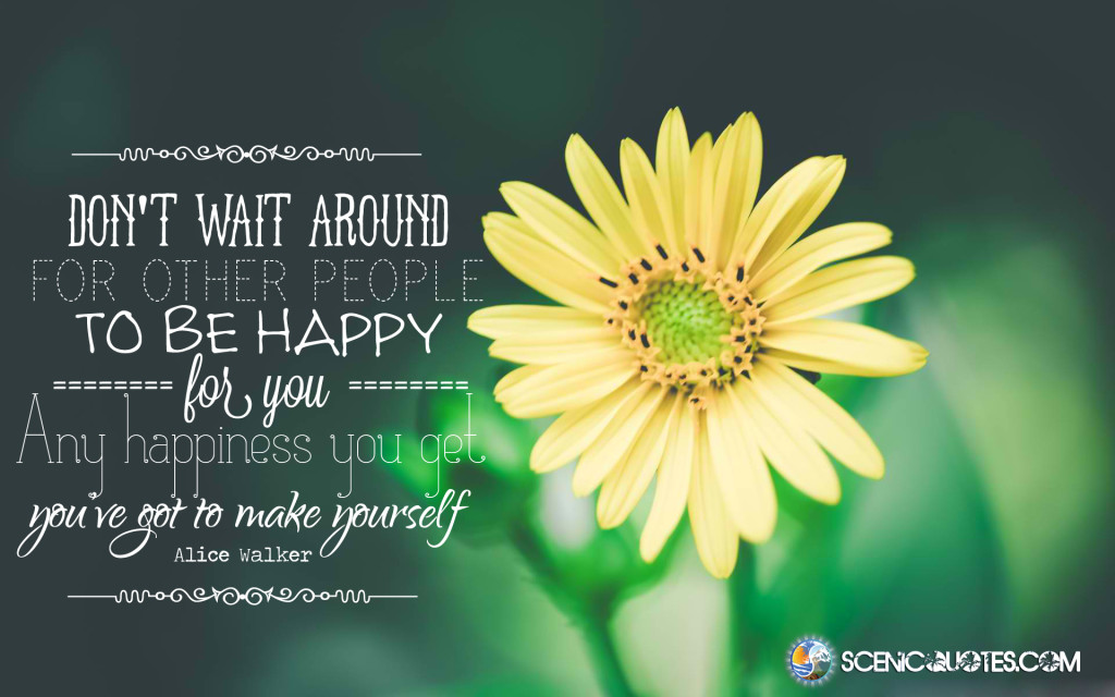 Happiness quotes from scenicquotes.com